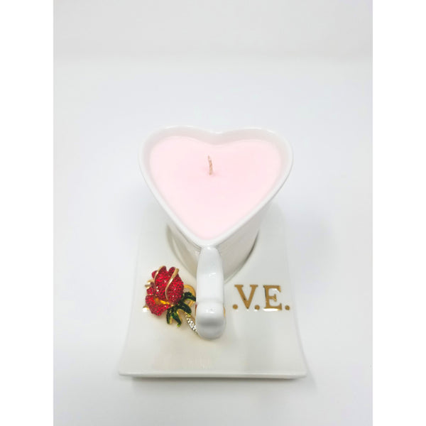 White-Heart-Coffee-Cup-Candle-Red-Brooch-Love-Spell-Scent