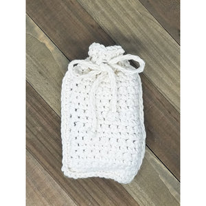 Farmhouse Style Crochet Soap Saver