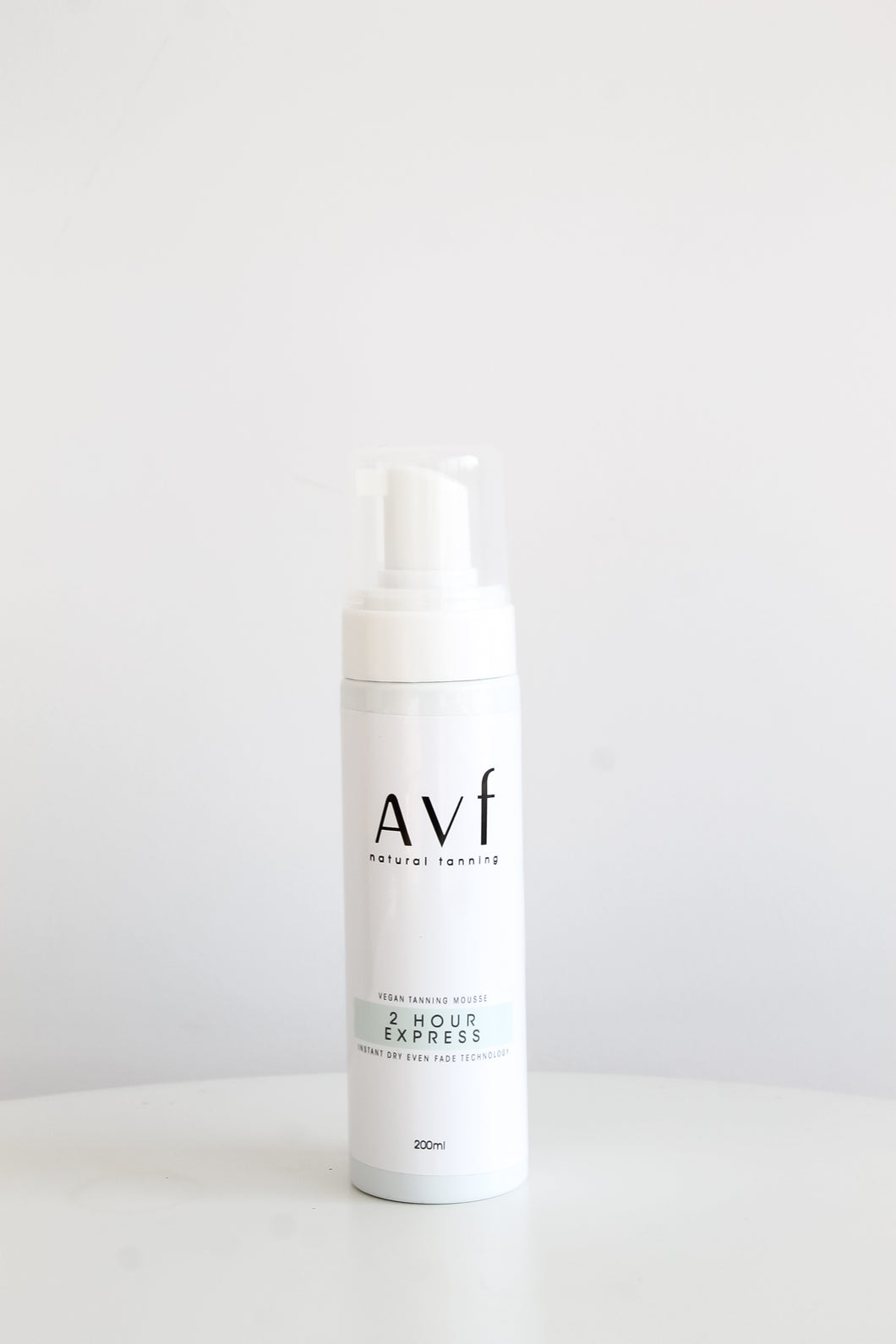 AVF Tanning Mousse | 2 Hour Express