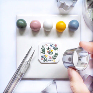 Polymer Clay Workshop | 04 Jan 2020 | 2pm - 5pm