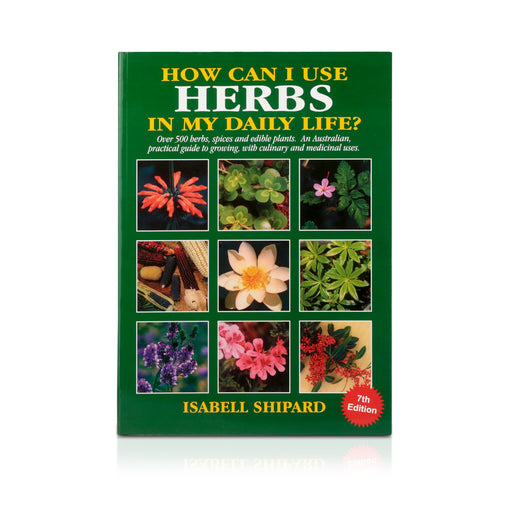 Book - How I can Use Herbs in my daily life? - Happy Herb Co