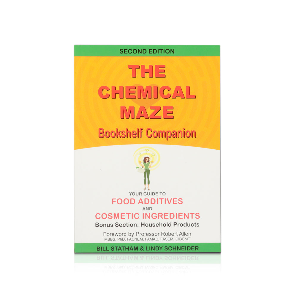 Book - The Chemical Maze Bookshelf Companion