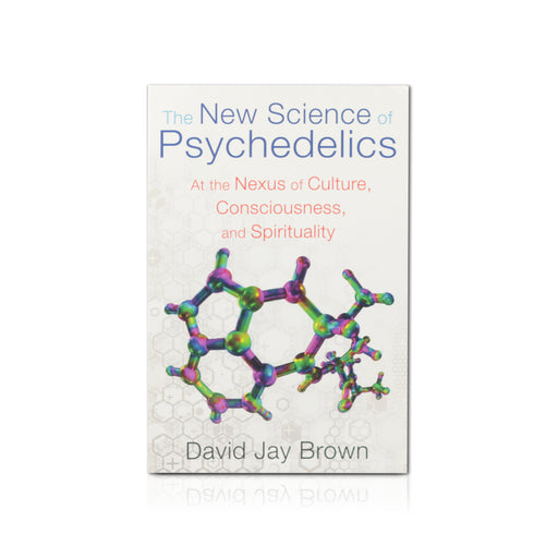 Book - New Science of Psychedelics - Happy Herb Co