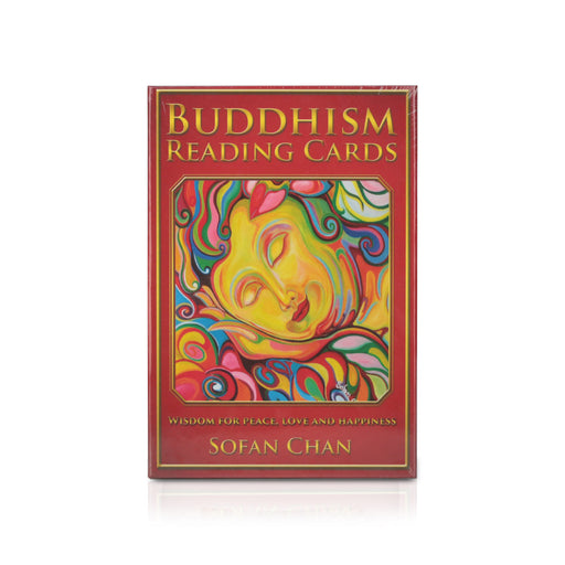 Buddhism Reading Cards - Happy Herb Co