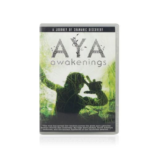DVD - Aya Awakenings - Happy Herb Co