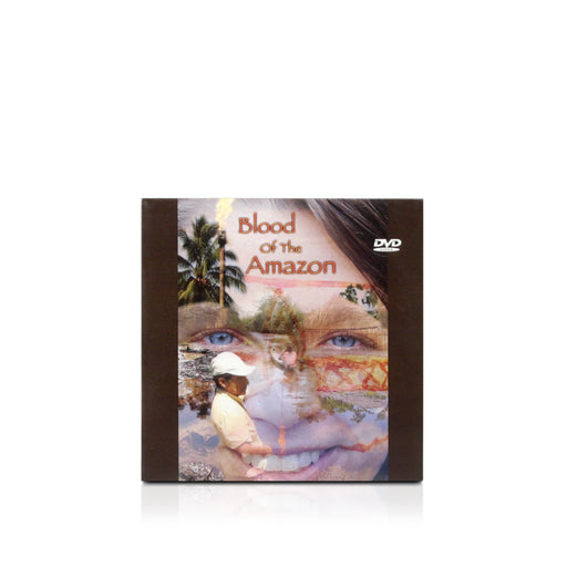 DVD - Blood of the Amazon - Happy Herb Co