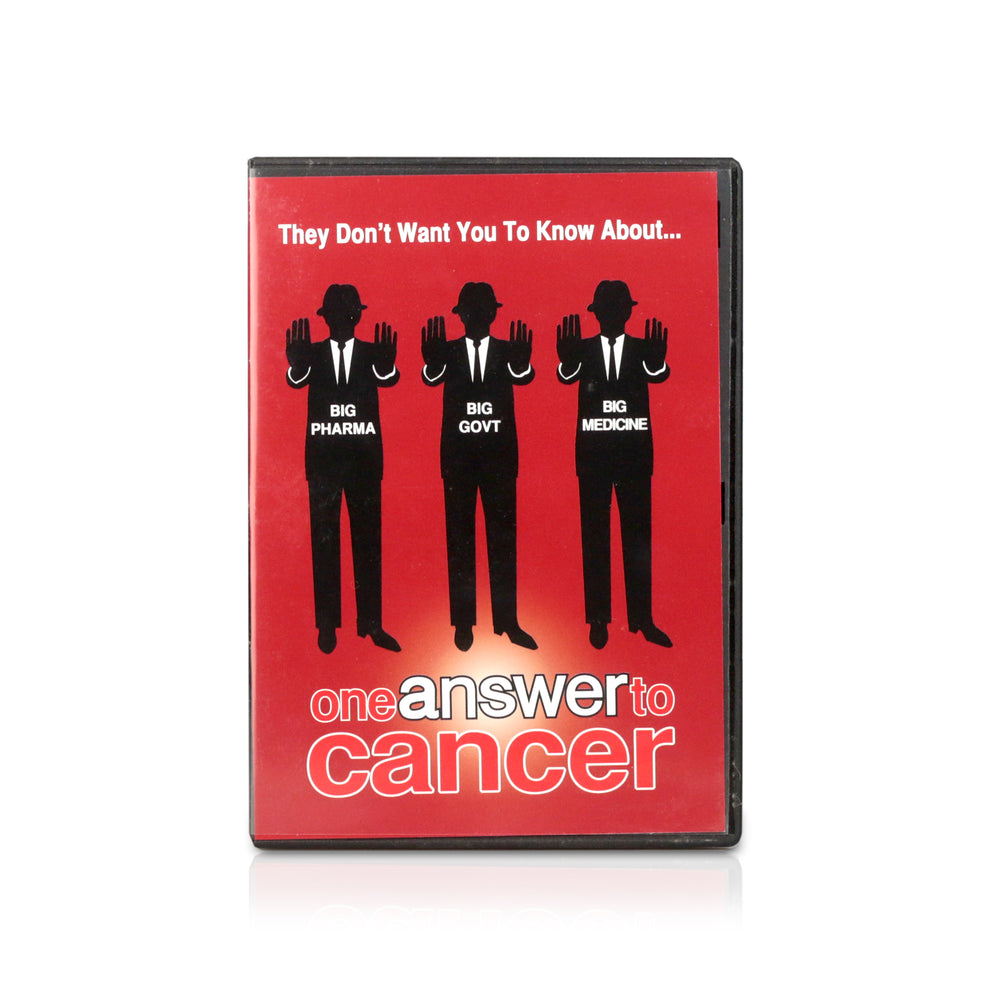 DVD - One Answer to Cancer