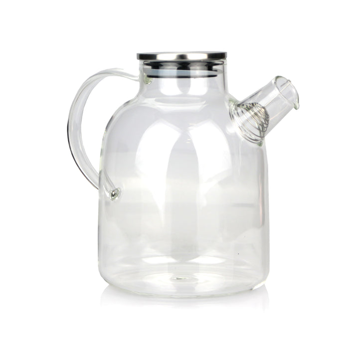 Glass Decoction Pot