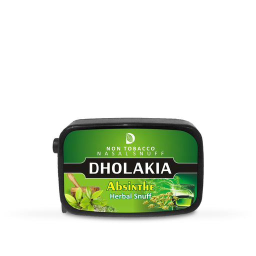 Dholakia Herbal Snuff - Absinthe - Happy Herb Co