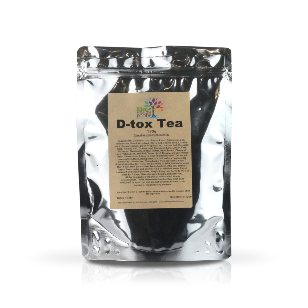 Detox Tea - Happy Herb Co