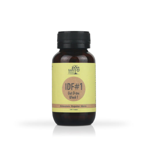 Intestinal Detox Formula #1 - Happy Herb Co