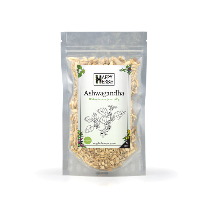 Ashwagandha - Happy Herb Co