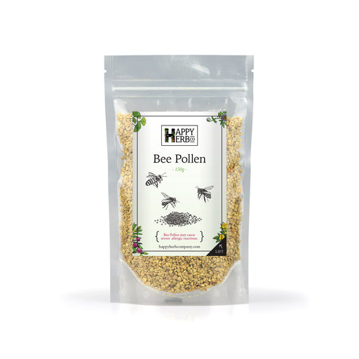 Bee Pollen - Happy Herb Co