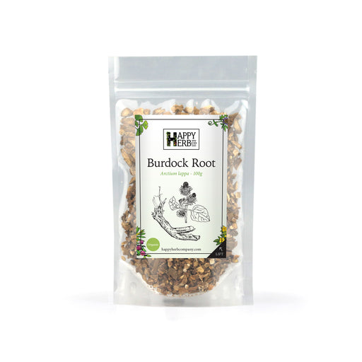 Burdock Root - Happy Herb Co