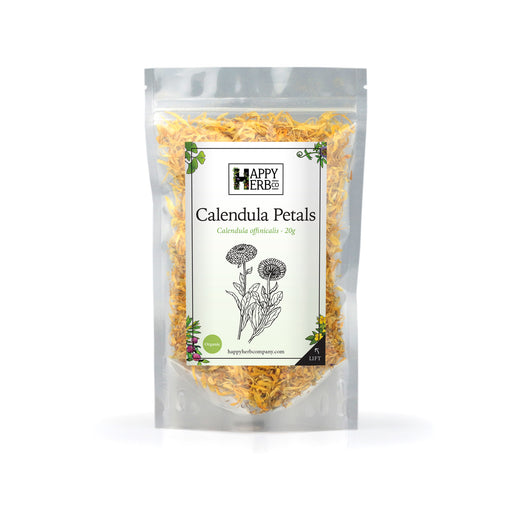 Calendula Petals - Happy Herb Co