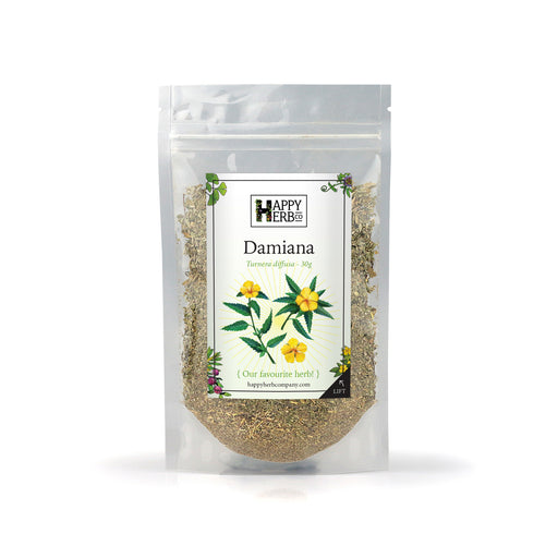 Damiana - Happy Herb Co