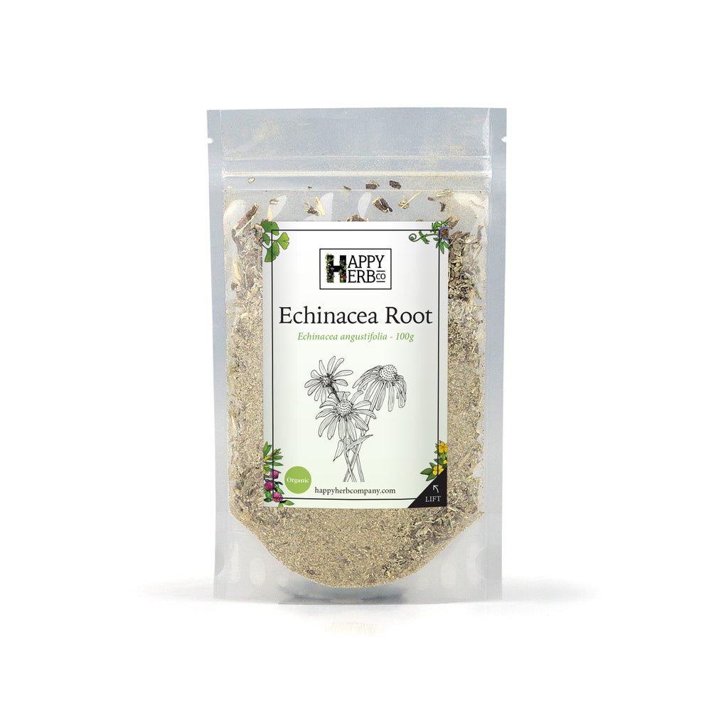 Echinacea Root - Happy Herb Co