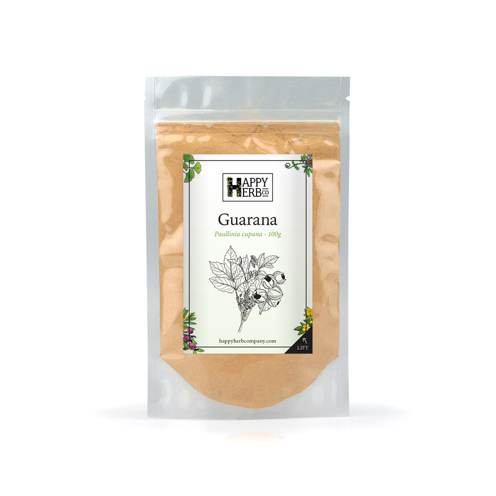 Guarana - Happy Herb Co