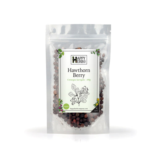 Hawthorn Berry - Happy Herb Co