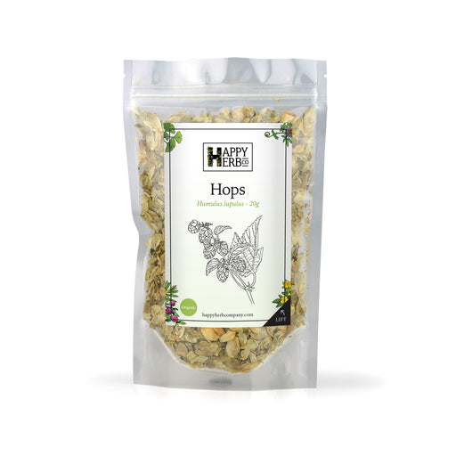 Hops Flowers - Happy Herb Co