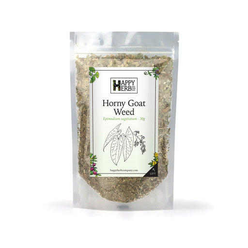 Horny Goat Weed - Happy Herb Co