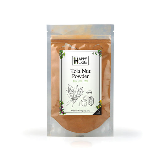 Kola Nut Powder - Happy Herb Co
