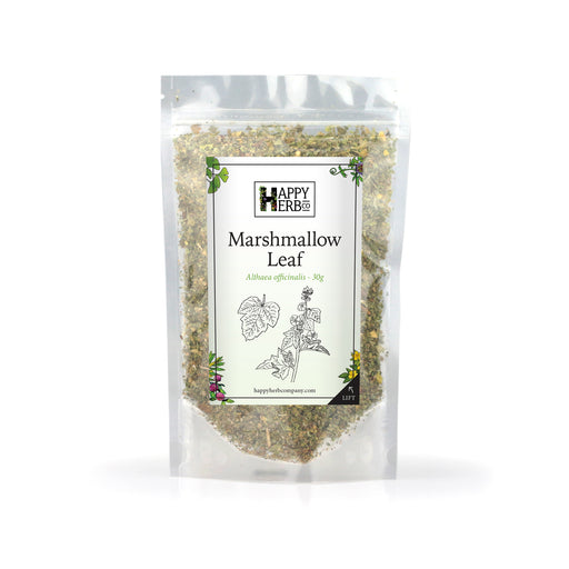 Marshmallow Leaf - Happy Herb Co