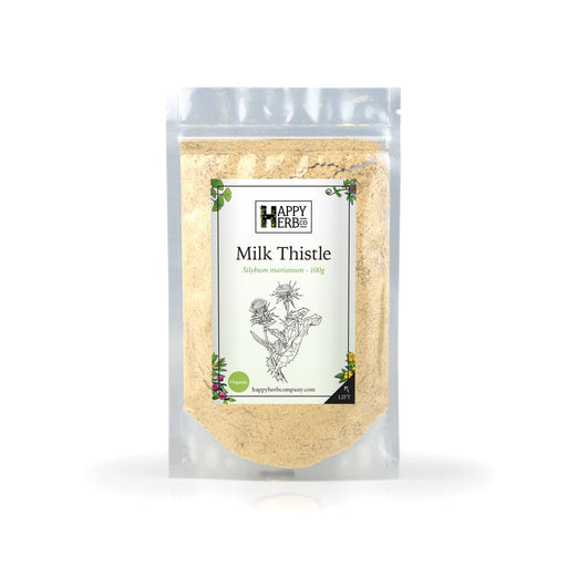 Milk Thistle - Happy Herb Co