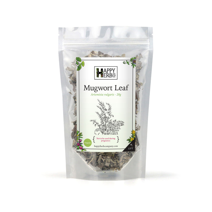 Mugwort Leaf - Happy Herb Co