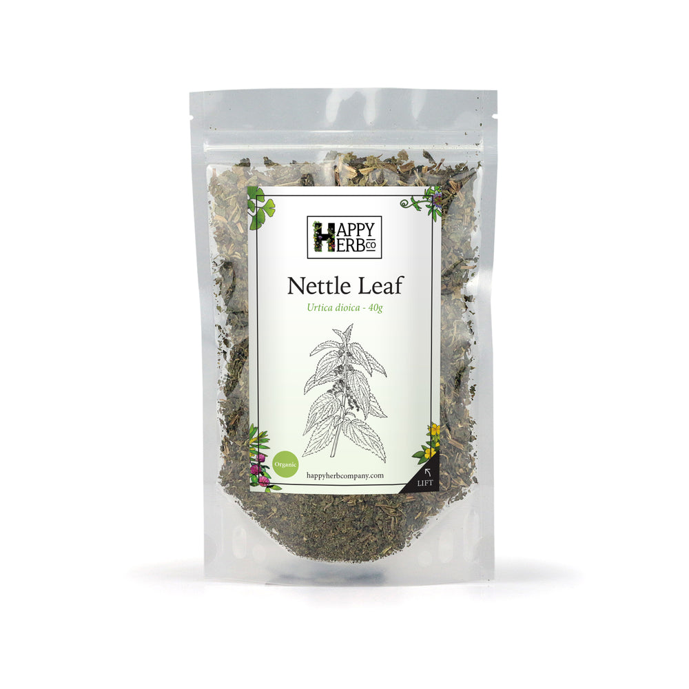 Nettle Leaf - Happy Herb Co