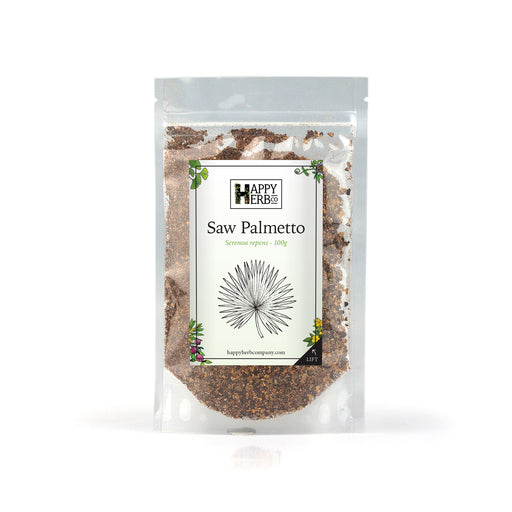 Saw Palmetto - Happy Herb Co