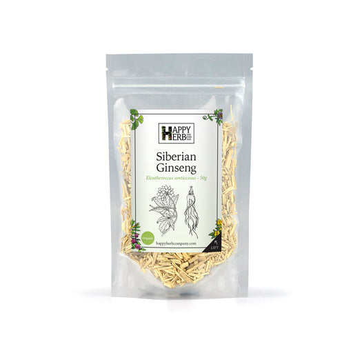 Siberian Ginseng - Happy Herb Co