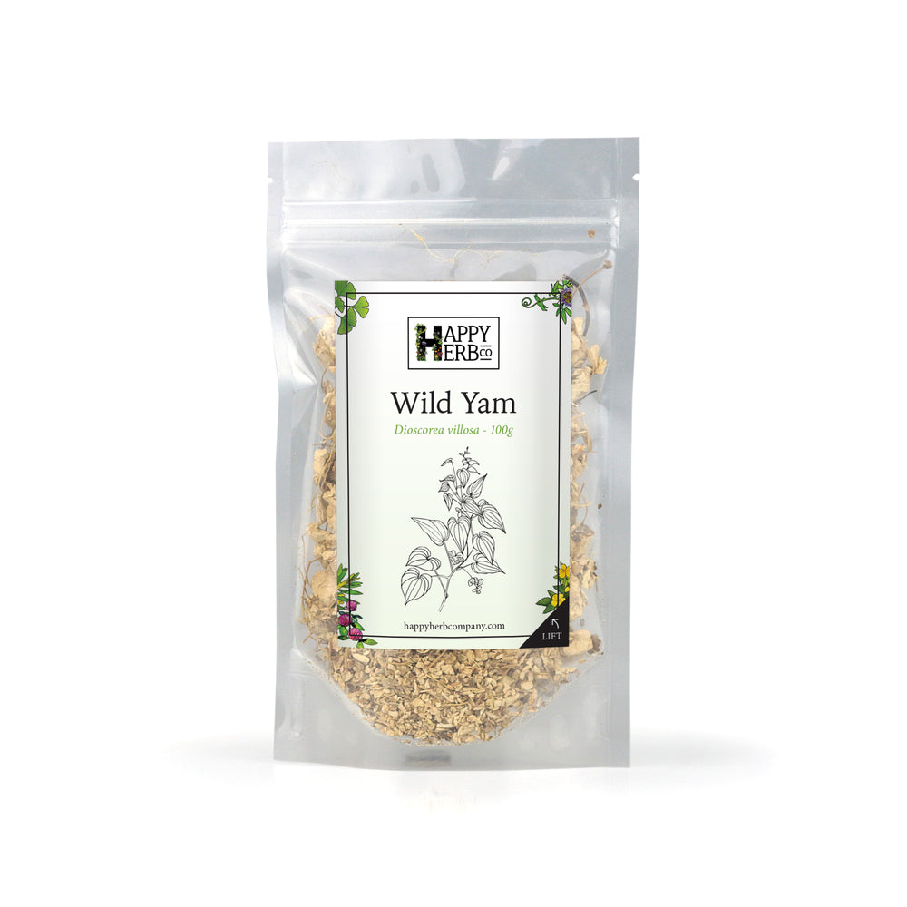Wild Yam - Happy Herb Co