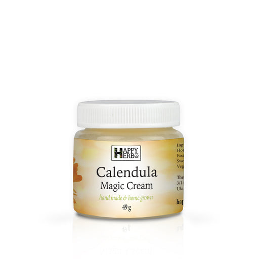 Calendula Cosmetic Cream - Happy Herb Co