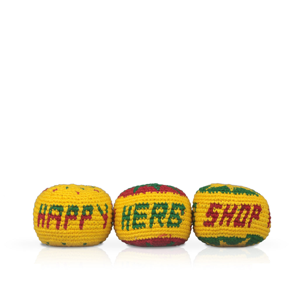 Happy Hacky Sacks - Happy Herb Co