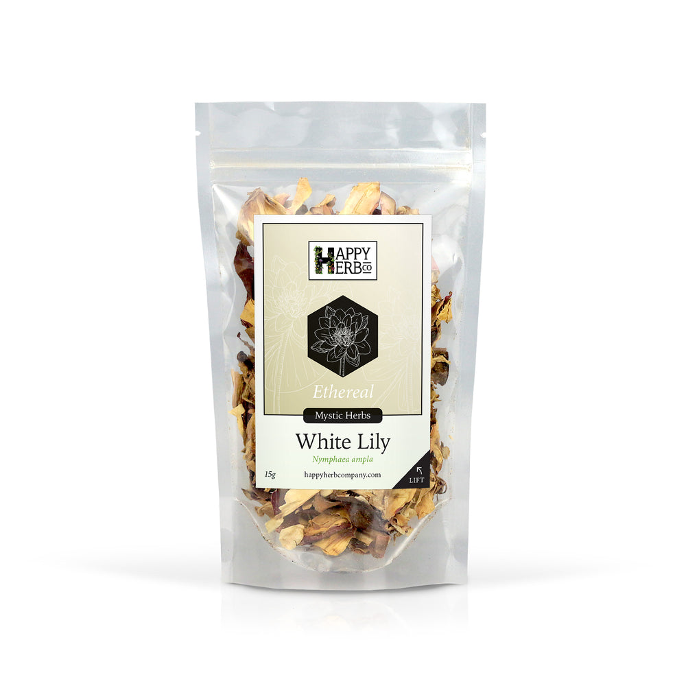 White Lily - Happy Herb Co