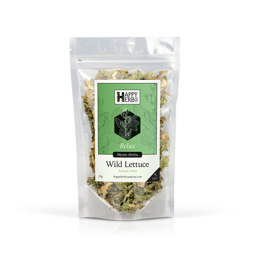 Wild Lettuce - Happy Herb Co