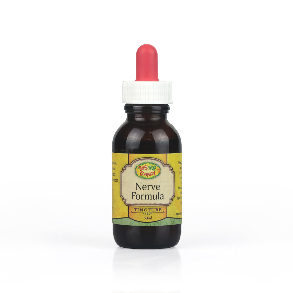 Nerve Formula - Happy Herb Co