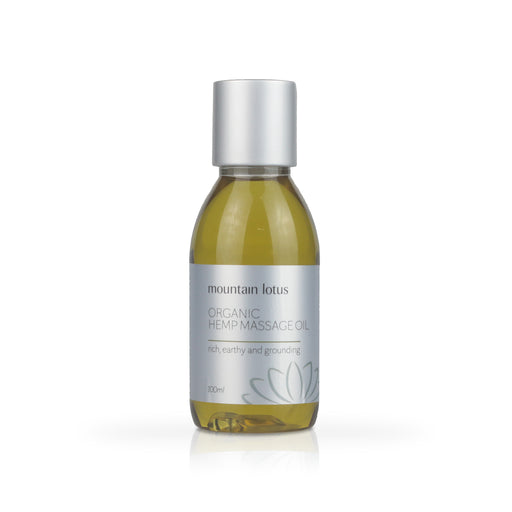 Organic Hemp Massage Oil