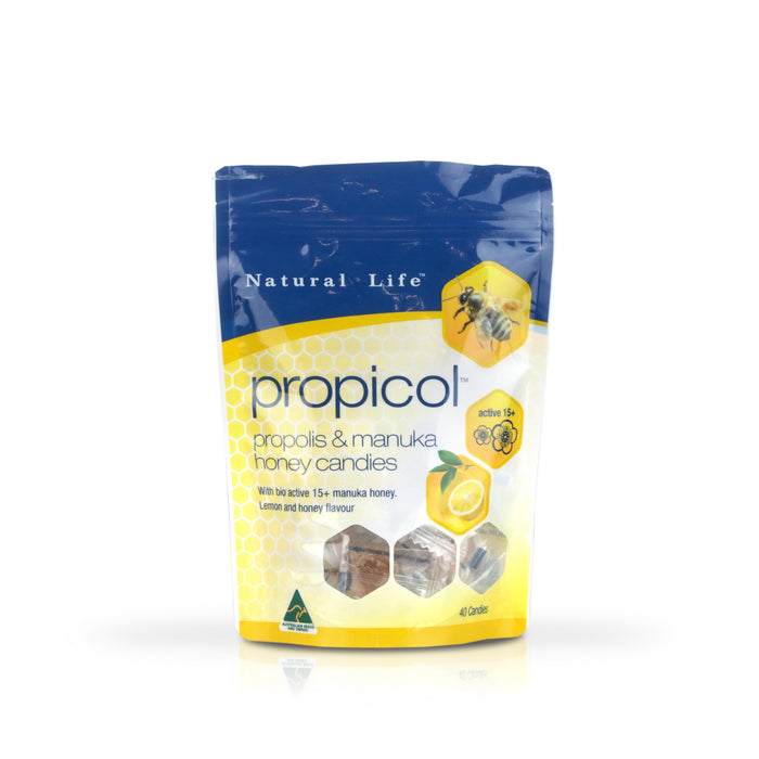Propicol - Propolis and Manuka Candies - Happy Herb Co