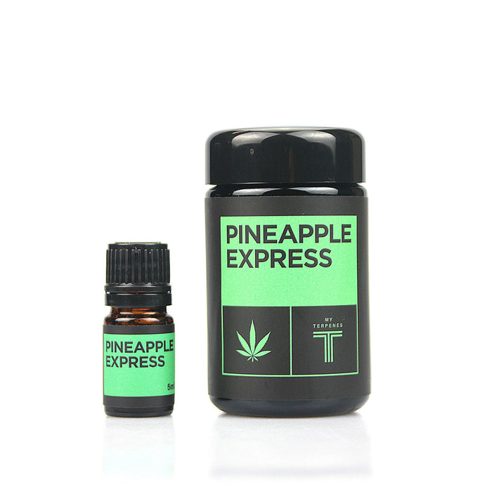 Terpene Strain Profile - Pineapple Express - Happy Herb Co