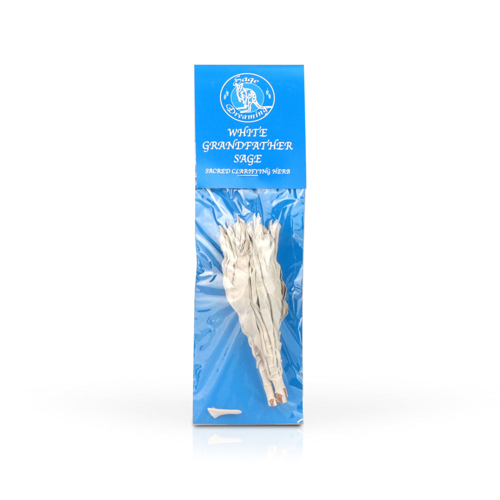 White Sage Smudge - Sage Dreaming - Happy Herb Co