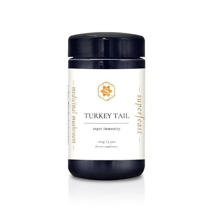 SuperFeast Turkey Tail - Happy Herb Co
