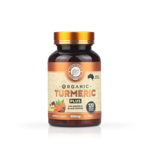 Organic Tumeric Plus - Happy Herb Co