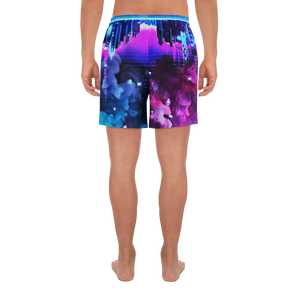 "Team Witness ""Galaxy Retrowave""  Shorts"