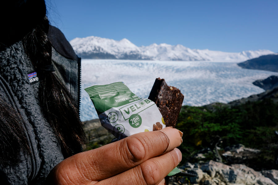 Stock up on VELOBAR CBD bars for your next adventure, and TAKE 10% OFF!