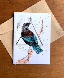 Tui - Note Cards