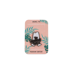 TMT Cheers Enamel Pin