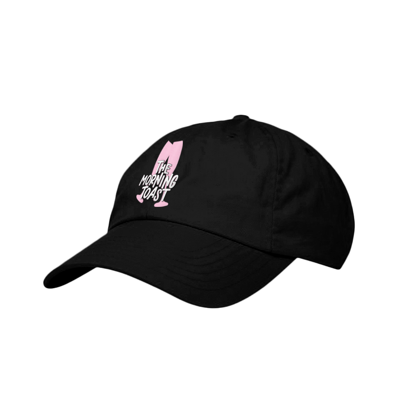 Black TMT Cheers Hat