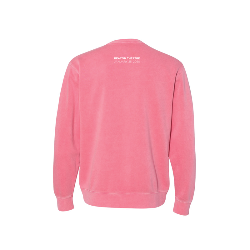 Pink Dirty Jeans Crewneck